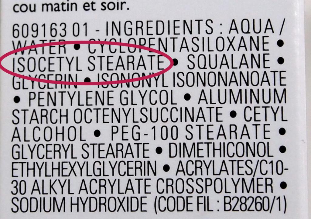 Škodljive vsebine v kozmetiki