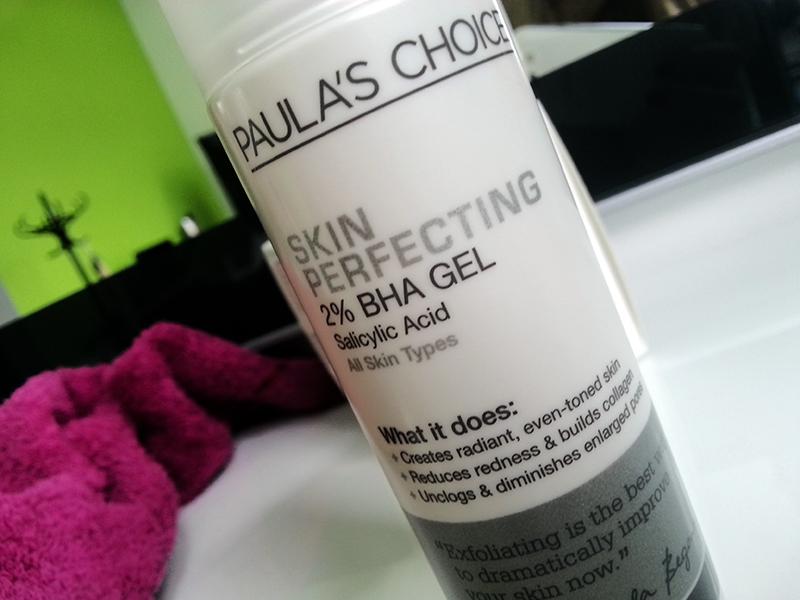 Paula's Choice 2% BHA gel